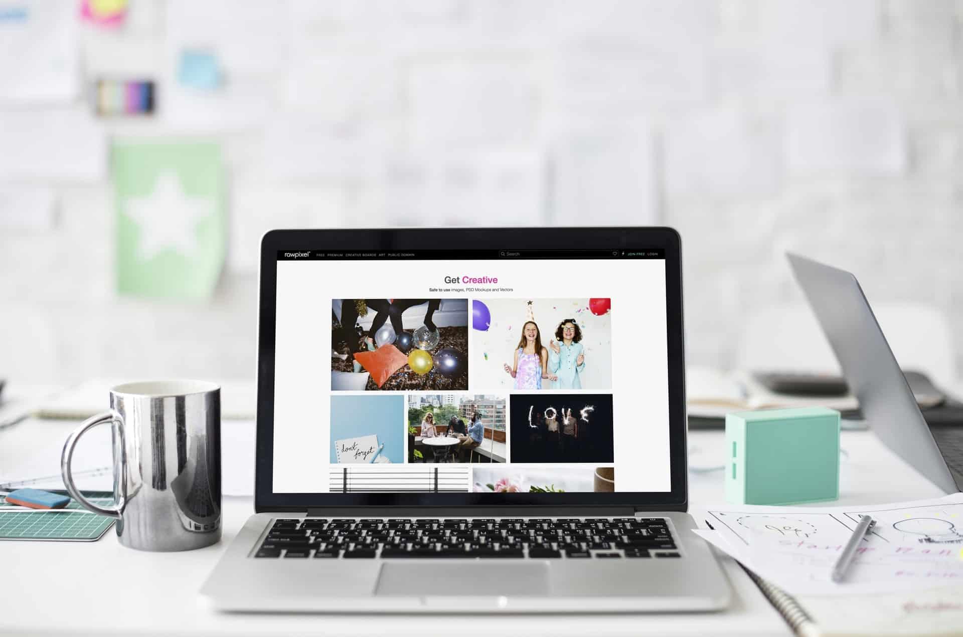Website design ROWNMI Marketing